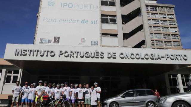 Incêndio no IPO-Porto obrigou à evacuação de uma enfermaria