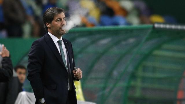 """""""Um jogo marcado por um erro grave ao não ter sido assinalado um penálti"""""""