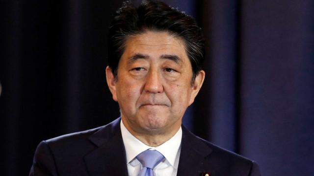 Abe quer China a pressionar Pyongyang sobre japoneses raptados