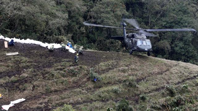 Diretor-geral da LaMia detido na Bolívia