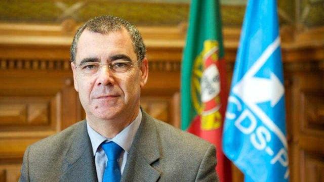 CDS-PP expulsa Abel Baptista por se ter candidato contra o partido