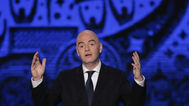 FIFA ameaça afastar do Mundial quem participar na Super Liga Europeia