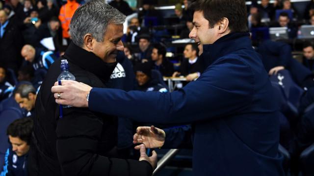 """""""Não é justo julgar o trabalho de Mourinho"""""""