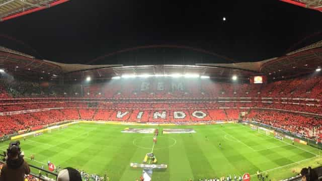 Benfica-Moreirense: Águia quer prender-se a trono contra pequeno atrevido