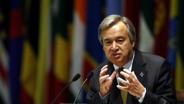 Assembleia Municipal de Castelo Branco congratula António Guterres