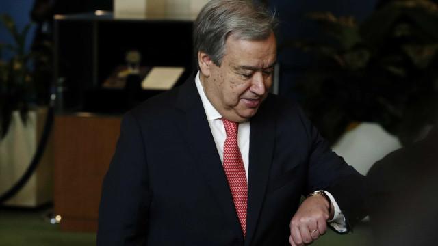 """""""É necessário terminar com todo este disparate"""" na Síria"""
