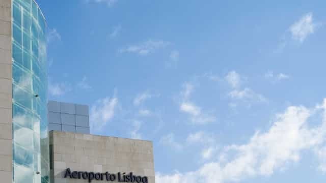 Aeroporto de Lisboa com 2.ª maior subida de número de passageiros na UE