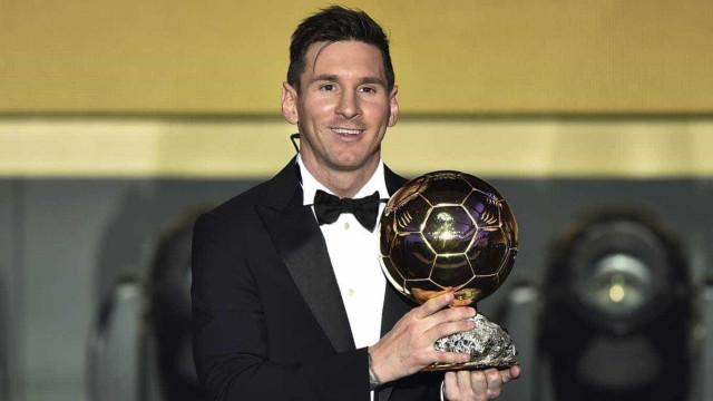 Messi liderava e France Footbal fechou votação. Eis a explicação