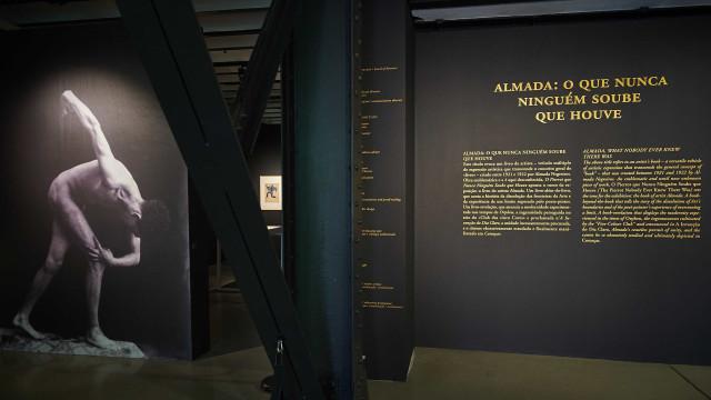 Obra 'Almada Negreiros, um percurso possível' por Lisboa apresentada hoje