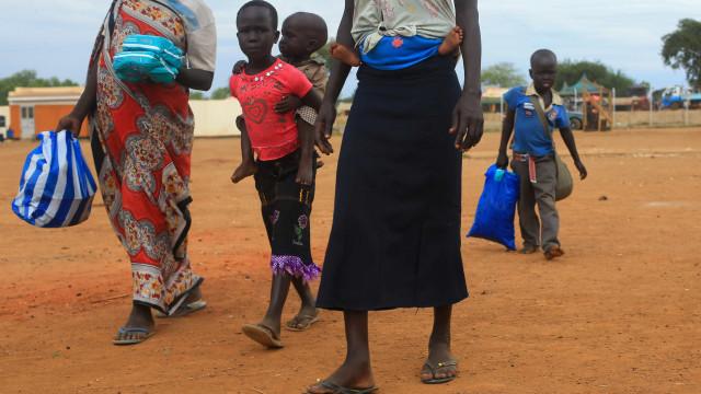 Mais de 100 mulheres violadas e maltratadas em dez dias no Sudão do Sul