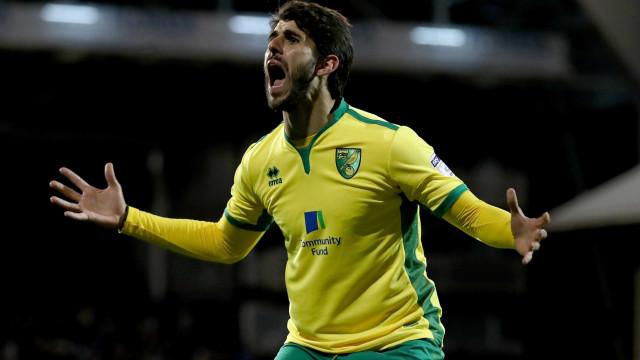 Nelson Oliveira troca Norwich por Reading e reforça equipa de José Gomes