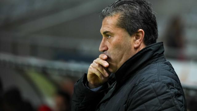 Sporting perde com o Mafra em jogo particular