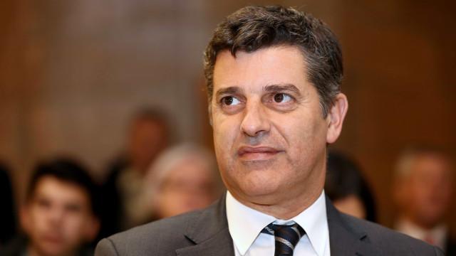 Ministro esperançado na continuidade da Red Bull Air Race em Portugal