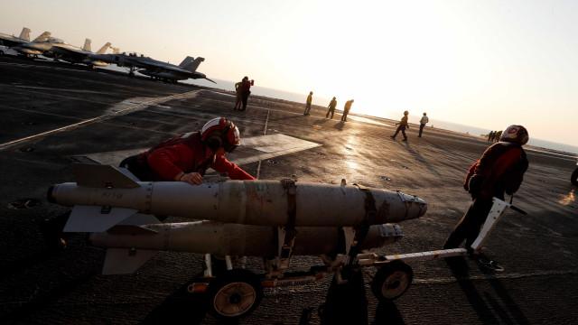EUA preocupados com crescente poderio militar da China