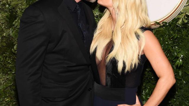 """O responsável pelo """"corpo sexy"""" de Jessica Simpson é... o marido"""