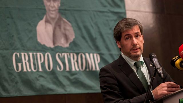 Bruno de Carvalho acumula funções da direção-geral do futebol