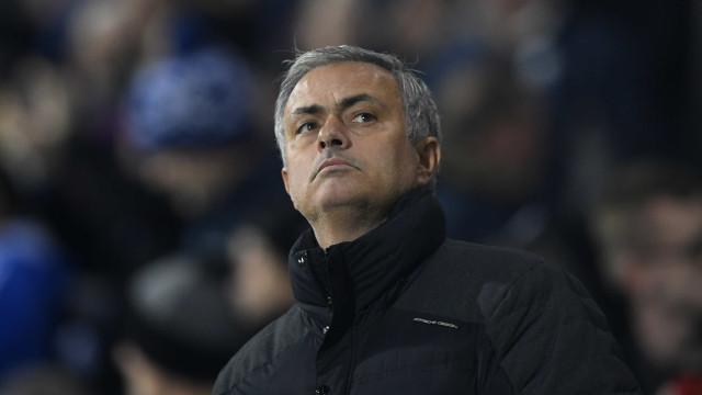 Espanha: José Mourinho acusado de fuga ao fisco