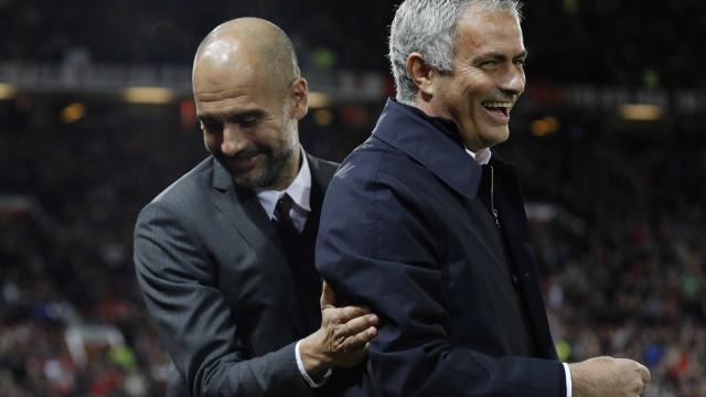 """""""Gémeo"""" de Mourinho? Guardiola diz que sim e explica por quê"""