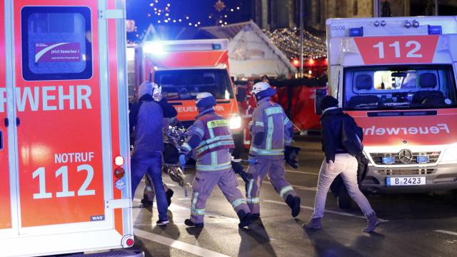 Governo alemão aliviado com morte de presumível autor de ataque em Berlim