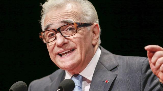Scorsese apela à preservação da arte e mostra-se preocupado com o cinema