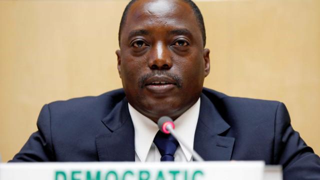 Félix Tshisekedi debate coligação com ex-PR Kabila