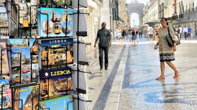 """Portugal , """"um destino muito na moda"""" para os franceses"""