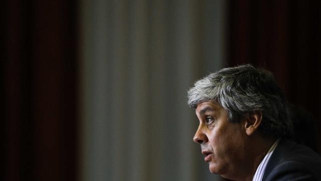 'Vice' da Madeira pediu a Centeno que regularize dívida de 140 milhões