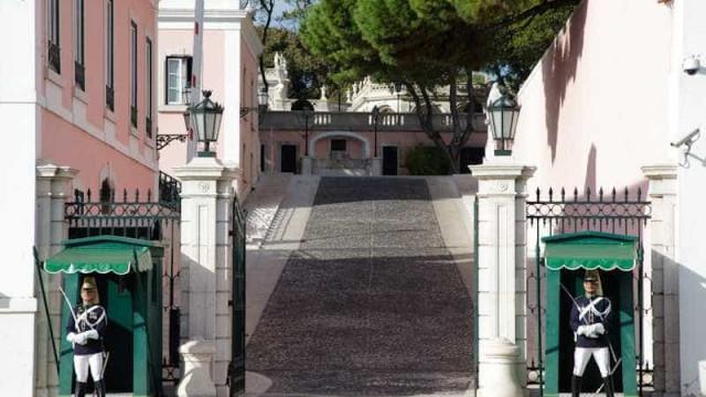 No Palácio de Belém só se vai beber água de torneira