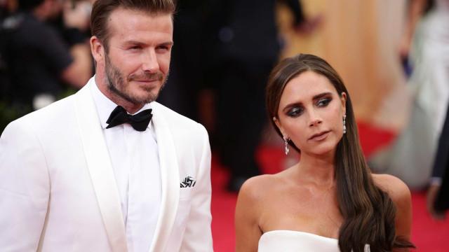Victoria Beckham chorou durante dias após confissões de David Beckham