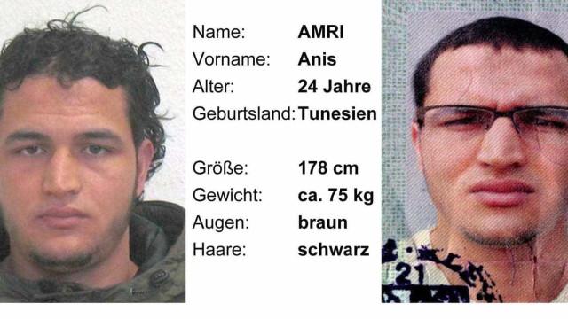 Tunisino que atacou Berlim tinha sete perfis no Facebook