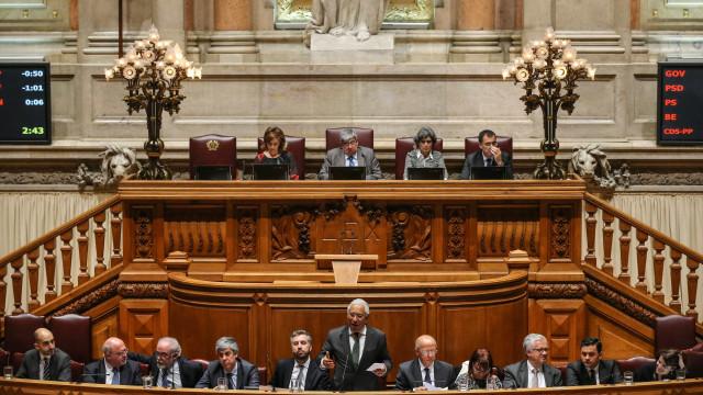 Parlamento discute e vota redução do PEC a 17 fevereiro