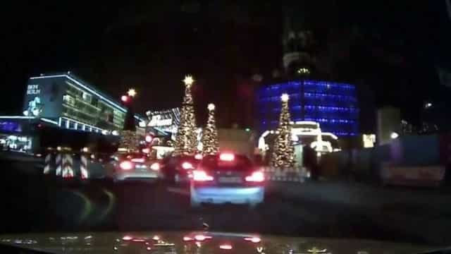 Novo vídeo mostra momento em que camião vai contra mercado em Berlim