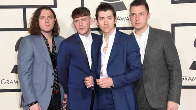 Arctic Monkeys e Noel Gallagher entre nomeados do prémio Mercury