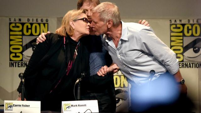 Harrison Ford quebra silêncio e comenta affair com Carrie