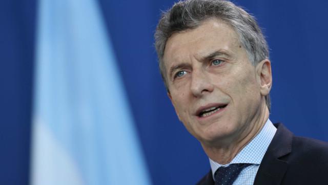 Macri anuncia reunião com Bolsonaro em janeiro no Brasil