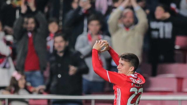 """""""Estou muito feliz pelo golo, mas sobretudo pela vitória"""""""