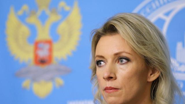 Rússia considera infundadas acusações sobre violação de tratado nuclear