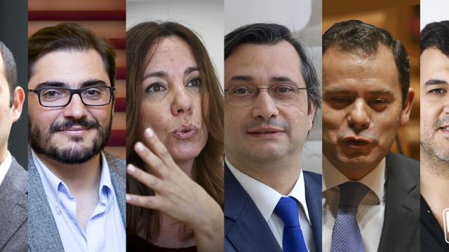 Ano Novo, comeram-se 12 passas... o que desejam os líderes parlamentares?