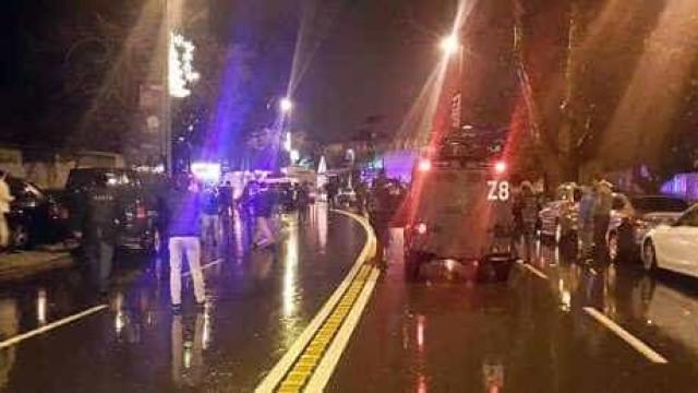 """Homens armados atacam discoteca em Istambul, """"várias vítimas"""""""