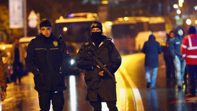 Detidos dois estrangeiros suspeitos de ligação ao atentado de Istambul