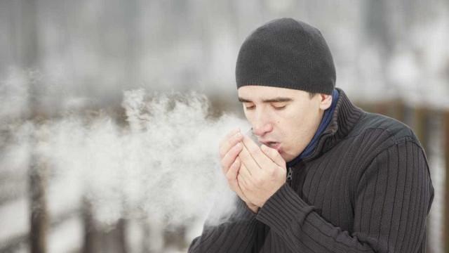Tempo frio leva Proteção Civil a emitir aviso à população