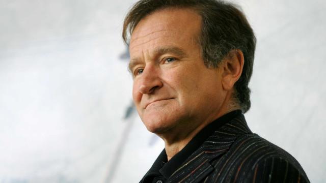 Objetos pessoais de Robin Williams foram leiloados