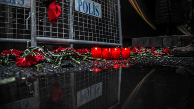 Alegado terrorista de Istambul terá lutado pelo Daesh na Síria
