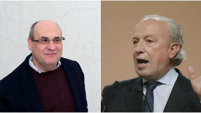 """Declarações do Bloco e PCP põem em risco o """"fim desta legislatura"""""""