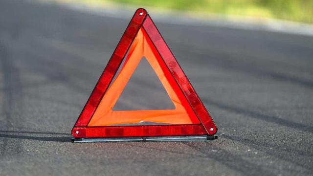 Acidente na 2.ª Circular provoca ferido grave e desvio de trânsito