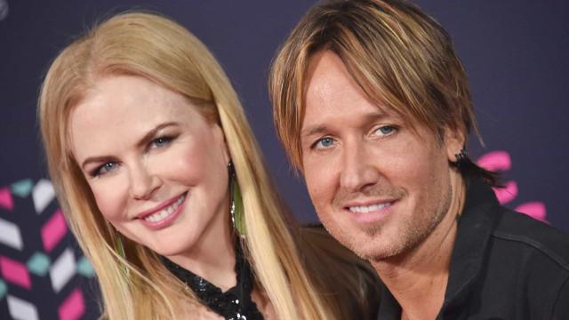 Nicole Kidman e Keith Urban colocam ponto final nos rumores de separação