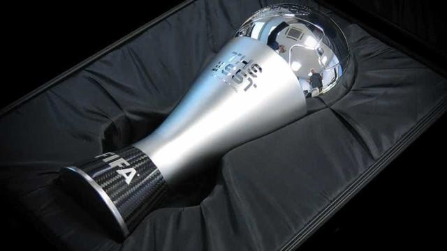 Em direto: FIFA revela finalistas do prémio The Best