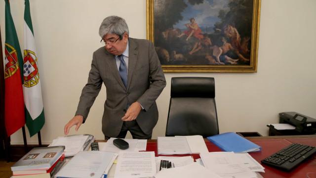 Ferro Rodrigues foi a Belém fazer balanço e transmitir estima por Marcelo