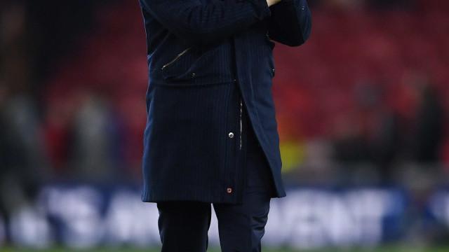 Carvalhal já fez saber quais os dois reforços que quer para o Swansea
