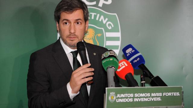 Bruno de Carvalho acusado de terrorismo e mais 98 crimes